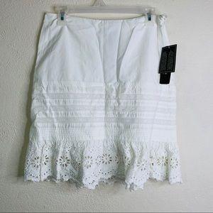 Lauren Ralph Lauren skirt size 8 NWT
